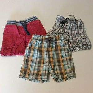 Other - 3 Pair Boys Shorts